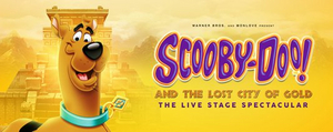 SCOOBY- DOO! AND THE LOST CITY OF GOLD LIVE! is Heading to the Majestic Theatre