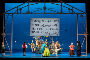 BWW Review: MN Opera's Extraordinary THE BARBER OF SEVILLE Entertains with Comedic Delights