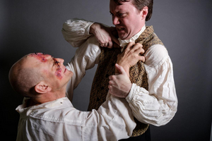Different Stages Presents Mary Shelley's FRANKENSTEIN