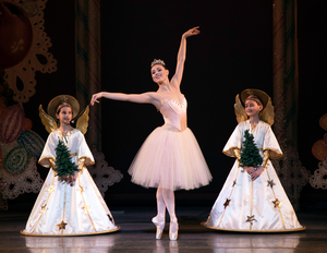 New York City Ballet's Annual Season of George Balanchine's THE NUTCRACKER Returns to Lincoln Center