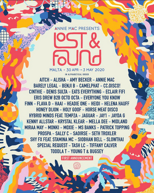 Honey Dijon, Patrick Topping and More Join AMP Lost & Found 2020