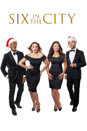 NAUGHTY... BUT NICE: SIX IN THE CITY! Returns to Lunchbox Theatre
