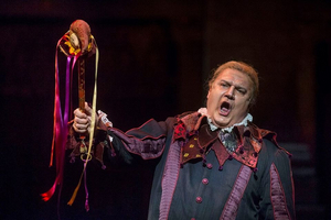 BWW Review: Austin Opera Dazzles With RIGOLETTO