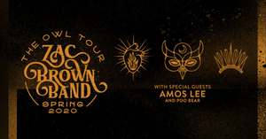 Zac Brown Band Announces 'The Owl Tour' Spring 2020 Dates