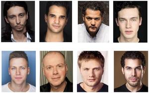 Joél Pérez, Brandon J. Dirden & More Complete Cast for TAKE ME OUT on Broadway