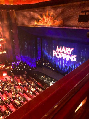 BWW Blog: Up on the Railing of the Slip Seats - A Review of Mary Poppins