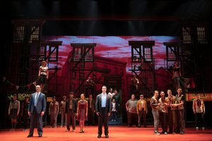 BWW Review: A BRONX TALE at Times Union Performing Arts Center