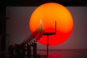 The Ridgefield Playhouse Will Screen The Metropolitan Opera Production of Philip Glass's AKHNATEN