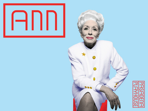 Holland Taylor Will Star in L.A. Premiere of ANN at Pasadena Playhouse