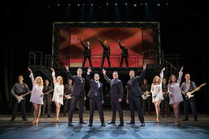BWW Review: JERSEY BOYS Performs at the Landmark Theatre
