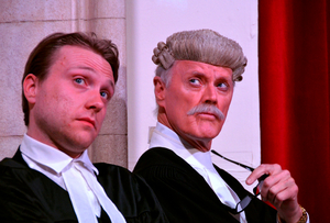 BWW Review: BEYOND REASONABLE DOUBT at St. Jude's Anglican Church Hall