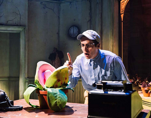 Bid Now to Meet Jonathan Groff with 2 House Seats to LITTLE SHOP OF HORRORS