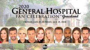 Stars of GENERAL HOSPITAL Return to Graceland for Second Annual Fan Celebration