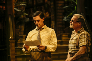 BWW Review: KEY LARGO Brings Andy Garcia into the Eye of the Storm at the Geffen Playhouse