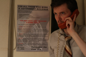 BWW Review: CRISIS? WHAT CRISIS?, The Colab Factory