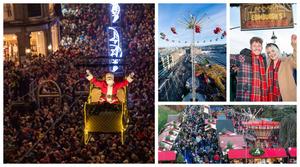 Edinburgh Celebrates Light Night 2019