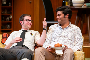 BWW Review: The Milwaukee Rep Unleashes THE NERD