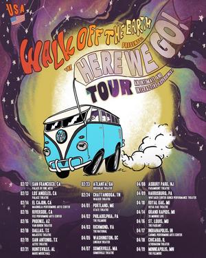 Walk Off the Earth Announces Interactive U.S. Tour