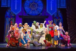 BWW Review: SHREK THE MUSICAL at Walnut Street Theatre