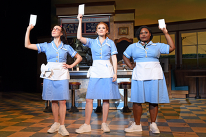 It's Key Lime To Happiness! The McCallum Serves Up The Broadway Smash Hit WAITRESS