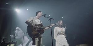 Watch Lana Del Rey Perform 'Hallucinogenics' With Matt Maeson