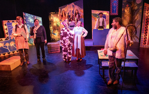 Review: Neil Simon's MUSICAL FOOLS is a Monty Python Version of Fiddler on the Roof Performed by the Original Not Ready for Prime Time Players