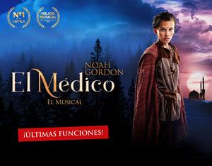 EL MEDICO se estrenará en Barcelona en abril de 2020