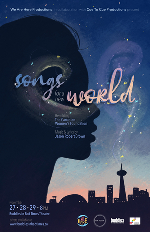 BWW Interview: Matt Lacas and Chelsea Johnson talk SONGS FOR A NEW WORLD