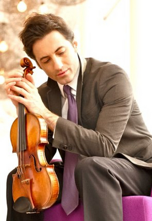 Violinist Philippe Quint Joins The Roster Of Columbia Artists