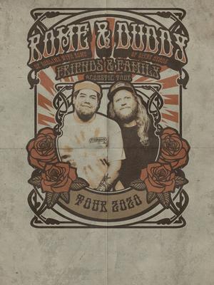 Rome Ramirez Of Sublime With Rome Announces Rome & Duddy Friends & Family Tour