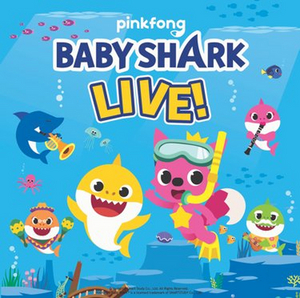 BABY SHARK LIVE! is Coming to Aronoff Center's Procter & Gamble Hall