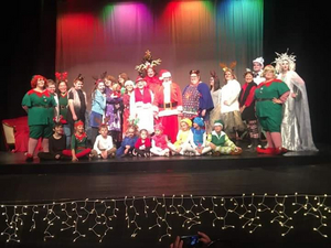 BWW Review: NORTH POLE'S GOT TALENT at Rialto Community Arts Center bring in the holiday season