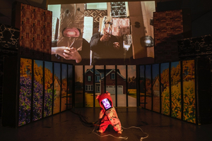 Target Margin Theater to Present FEAR IN THE WESTERN WORLD As Part of The Exponential Festival