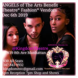 Kingdom Theatre Presents ANGELS OF THE ARTS Benefit At