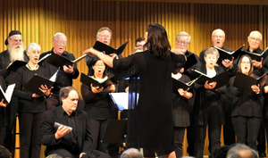 Join Guelph Chamber Choir's Annual CHRISTMAS LESSONS & CAROLS Concert
