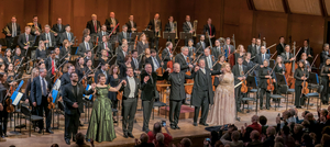 BWW Review: It's TRISTAN Interruptus Again, with Goerke and Gould in Act II of the Wagner Epic