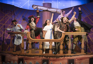 BWW Review: PETER PAN GOES WRONG, Theatre Royal Brighton