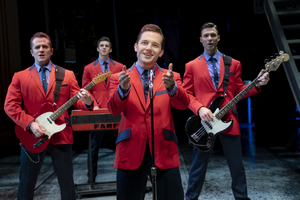 JERSEY BOYS Returns to D.C.'s National Theatre Beginning December 17