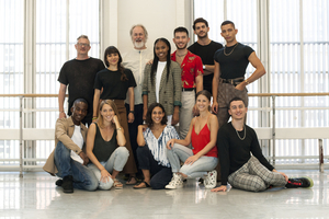 Richard Alston Dance Company Will Present Final Ever Performances