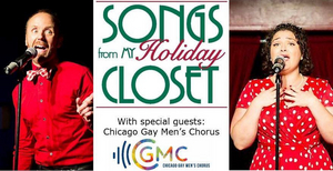 Larry Todd Cousineau to Perform SONGS FROM MY HOLIDAY CLOSET at Pride Arts Center