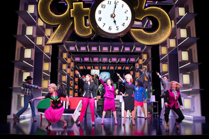 Dolly Parton's 9 TO 5 THE MUSICAL Will Embark on 2020 UK Tour; Dates Announced!