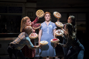 WAITRESS Will Conclude West End Run in 2020