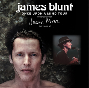 James Blunt Heads to Australia and New Zealand Returns with 'Once Upon A Mind Tour'