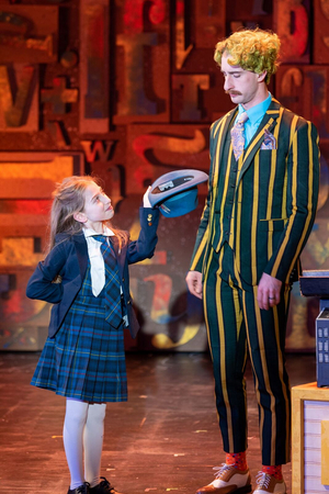 BWW Review: MATILDA at John W. Engeman Theatre