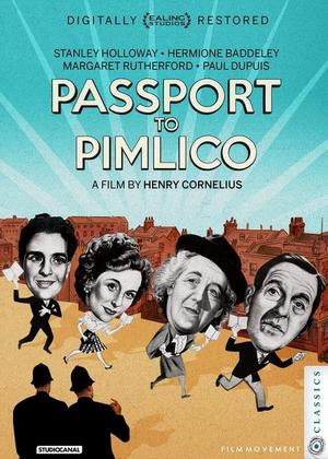 Film Movement Acquires a Treasure Trove of Digitally Restored British Classics for Release on Loaded Blu-Ray