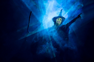 BWW Review: WICKED at Times Union Performing Arts Center