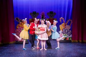 ANGELINA BALLERINA Opens Sunday, November 24th at Soho Playhouse