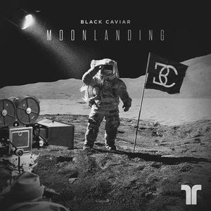 Black Caviar Drop New Conceptual EP MOON LANDING