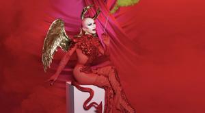 RuPaul's Drag Race Champion Sasha Velour is Bringing SMOKE & MIRRORS to the UK and Ireland
