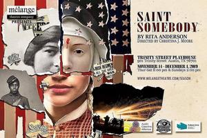 BWW Review: Mèlange Theatre Company Debuts SAINT SOMEBODY